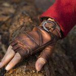 Celtic Gloves - bruin