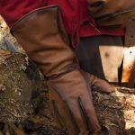Falcon handschoen bruin